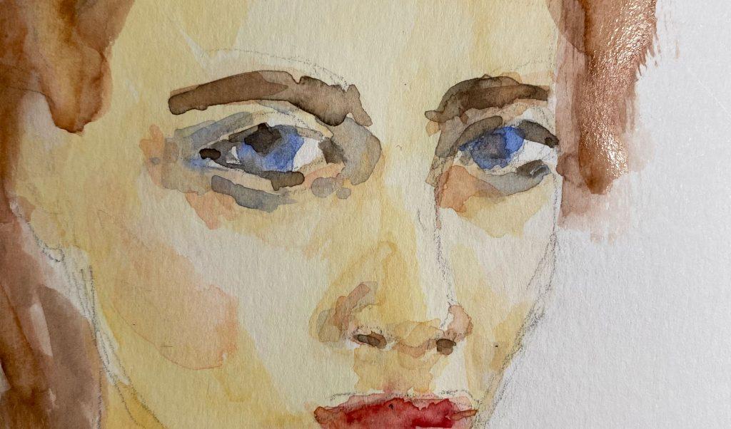 Watercolour Ladies